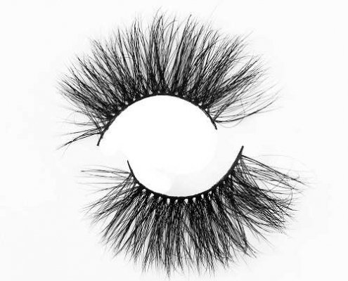 25MM 3D Mink Lashes DJ143