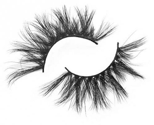 25MM 3D Mink Lashes DJ88 USA