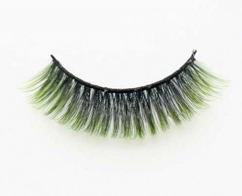 Colored eyelash C905A