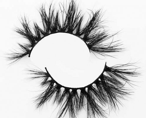Wholesale 20mm 3D Mink Lashes DJ118