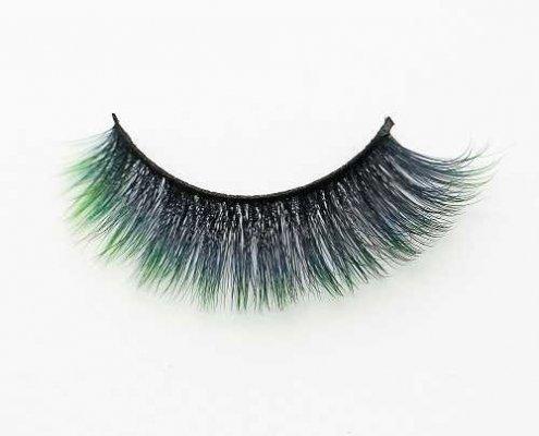 colored eyelash C902B