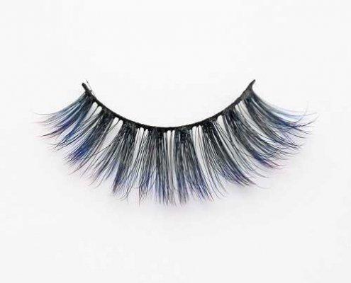 wholesale colored lashes C903B