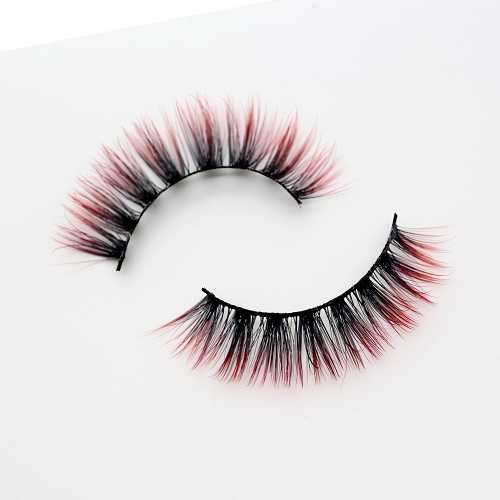 colored lashes C904A
