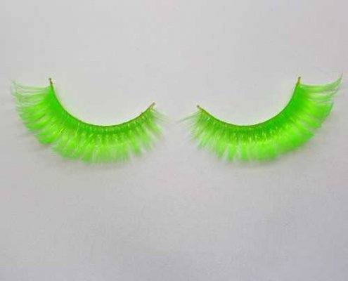 colored lashes CD08