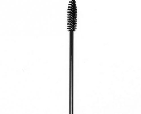 Black head black rod eyelash brushes