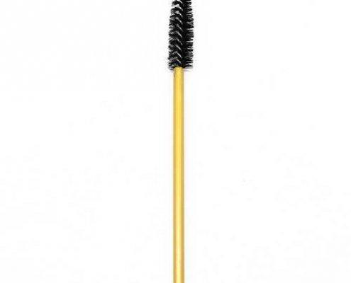 Black head yellow rod eyelash brushes