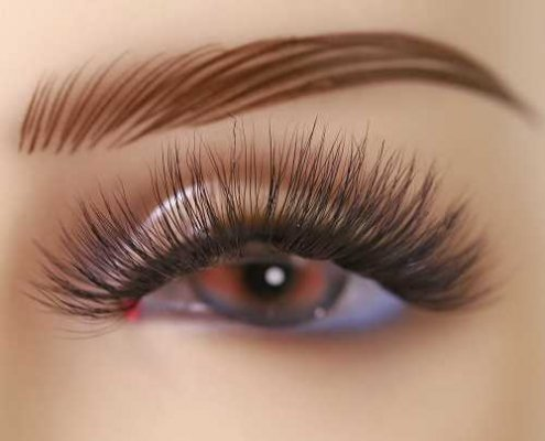 faux mink lashes G02