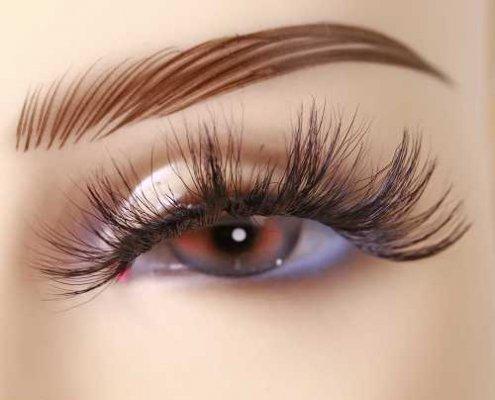 faux mink lashes G15