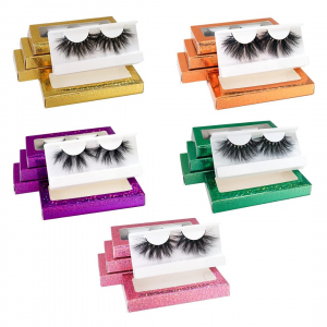 free lashes packaging boxes